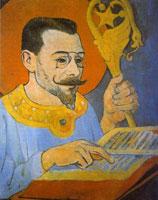 Портрет Пауля Рансона (Поль Сезюрье)
