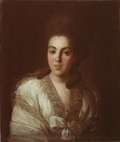 Портрет княгини А.А. Голицыной (Ф.С. Рокотов)