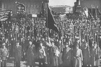 Зимний дворец 7 ноября 1917 г.