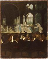Балет «Роберт Дьявол» (Э. Дега, 1871-1872 гг.)