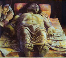 Мертвый Христос (А. Мантенья)