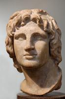 Лисипп. Александр Македонский. IV в. до н.э.