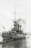 Линейный корабль Чесма (Архангельск) 1917 год