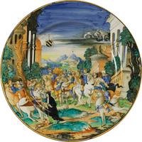 Правосудие Трояна (Урбино, ок. 1530-1535 г.)