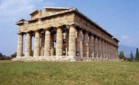 Храм Посейдона в Пестуме (Италия, VI в. до н.э.)