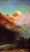 Восход солнца (А.И. Куинджи)