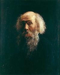 Н.Н. Ге (Автопортрет, 1892-1893 г.)