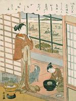 Картина в стиле ямато-э