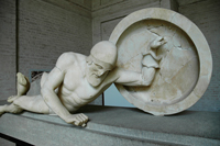 Эгинет из храма Афайи. Ок 500 г. до н.э.