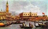 Венеция, Буччинторо (Каналетто)