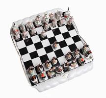 Набор для игры в шахматы. Фабрика Гарднера