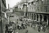 Улица Костильон и Вандомская Колонна (А. Картье-Брессон, 1944 г.)