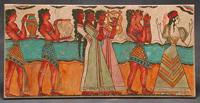 Священная процессия (Фреска, Кносский дворец)