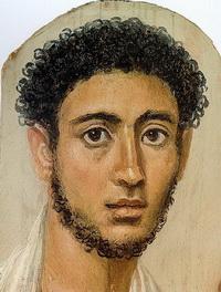 Портрет молодого человека (125—150 г.)