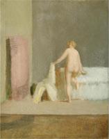 Женщина Кандавла (Э. Дега, ок. 1855-1856 гг.)
