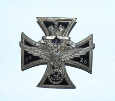 Нагрудный знак Лейб-гвардии Санкт-Петербургский полк