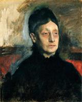 Стефанина Примицила Карафа (Э. Дега, 1875 г.)