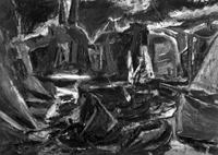 Остенде. Лодки (Констан Пермеке, 1923 г.).