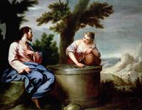 Иисус Христос и Самаритянка (Алонсо Кано)