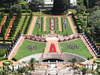 Бахайские сады. Хайфа