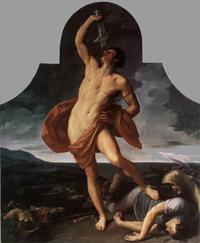 Триумф Самсона (Гвидо Рени. 1612 г.)