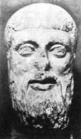 Аристогитон. Фрагнмент. Критий и Несиот. 470-е гг. до н.э.