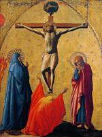 Распятие Христа (Мазаччо, 1426 г.)