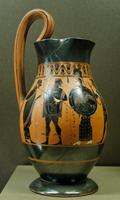 Ольпа Амасиса. VI в. до н.э. Париж, Лувр