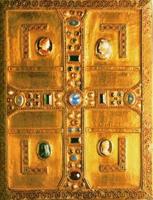 Переплет Евангелия (Фрагмент, VII век)