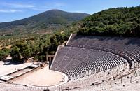 Античный театр Эпидаврос