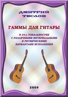 Гаммы для гитары (Д. Теслов)
