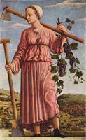 Урожай (Франческо дель Косса, приблизительно 1455—1460 год)