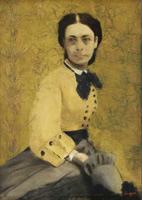Принцесса Полин де Меттерних (Э. Дега)