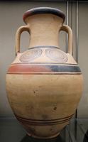 Протогеометрическая амфора. Афины. Около 975—950 гг. до н.э.