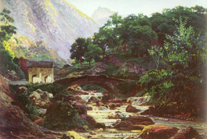 Мраморная пильня в Карраре (Н.Н. Ге, 1868 г.)