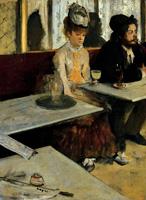 В кафе (Абсент) (Э. Дега, 1875-1876 гг.)