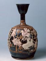 Охота на вепря. Лекиф. 390-380 гг. до н.э.