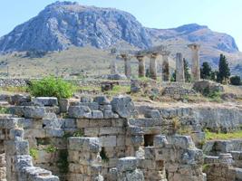Храм Аполлона (Коринф, 550 г до н.э.)